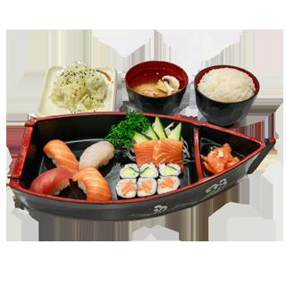 Restaurant Japonais Tokami Blagnac – Spécialités japonaises – Formule matsuri sushi