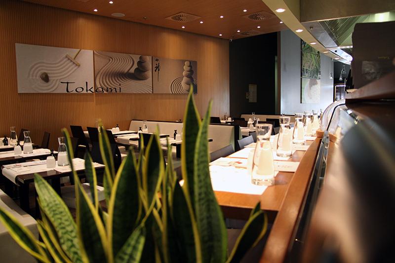 Restaurant Japonais Tokami Blagnac – Spécialités japonaises – Intérieur du restaurant